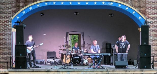 Live Music Returns to Legion Memorial