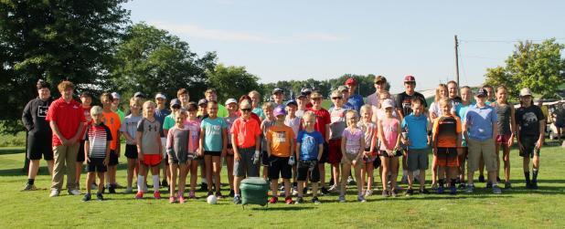 Junior Golf Tournament Held at Auburn Country Club