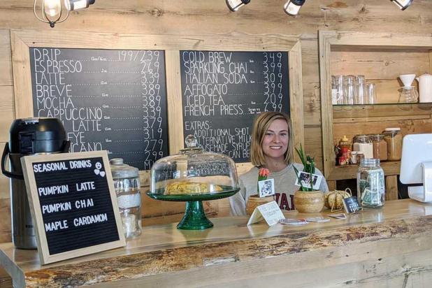 Gospel Coffee & Ice Cream's Menu Also Features Friendly Conversation