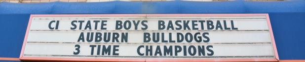 Auburn State Theater Recognizing Bulldog Boys Three-Peat