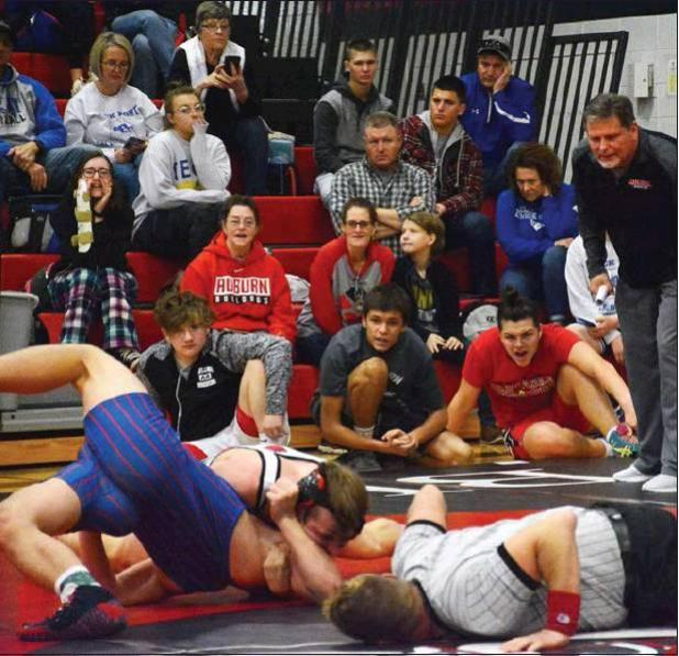 Bulldogs Wrestled At Home for Lone Time in 2019-2020 Season When They Hosted the Auburn Invite