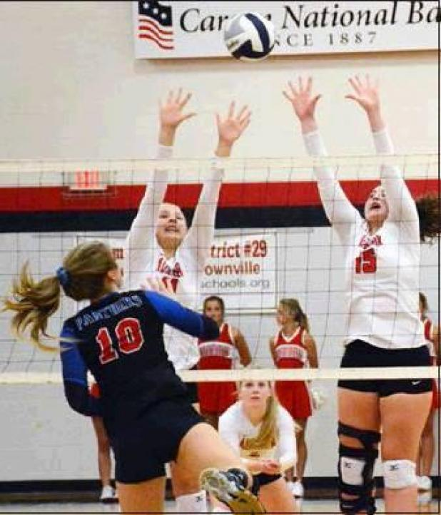 Bulldog Volleyball Third at Louisville Invitational; Win in Five over Palmyra