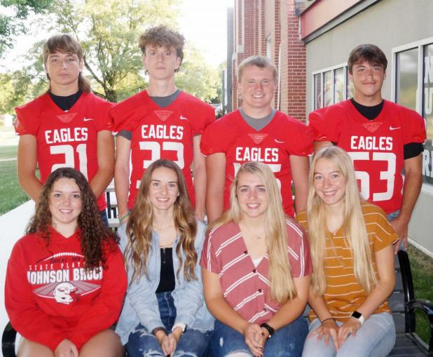 Johnson-Brock Homecoming Coronation Sept. 4 Following Game With BDS Eagles