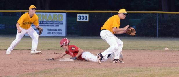 Auburn Legion First National Bank Seniors Start Season 3-0 with Two Wins at Home and One Away