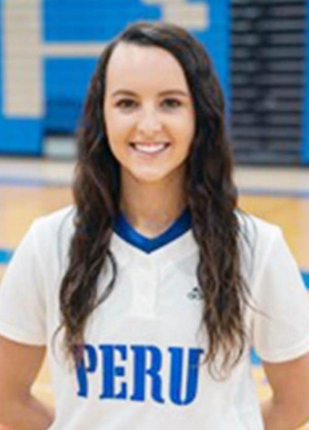 Krieser and Caballero March Student-Athletes of Month