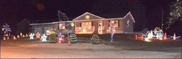 Community Helps Pick Auburn Chamber Residential Lighting Contest Winners