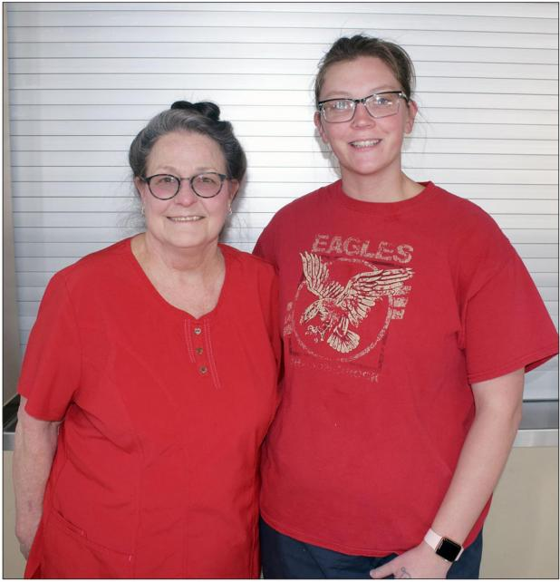 New Staff at Auburn Senior Center Invites Everyone to Enjoy Weekday Noon Meals