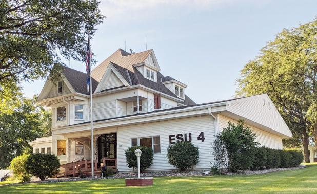 ESU 4 Purchases Former Carson Bank Building