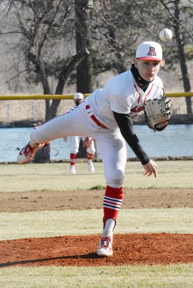 Bulldogs Open 2021 Baseball Losing at Crete and to Beatrice