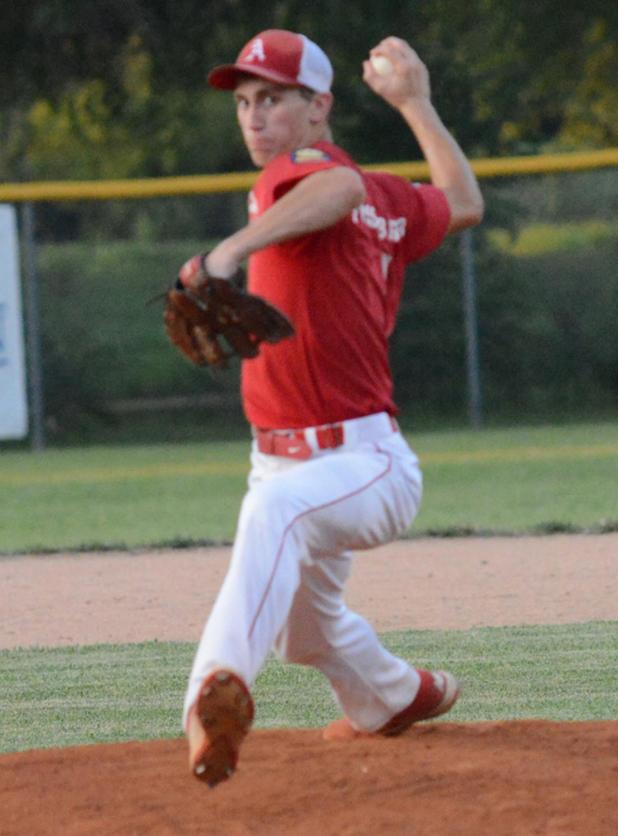 First National Bank of Johnson Seniors 2-2 Over July 4 Weekend