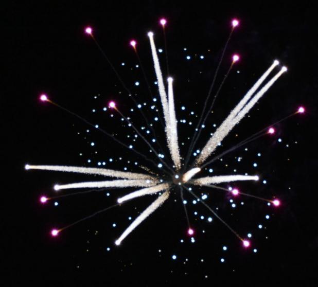 More Auburn Eagles July 4 Fireworks Photos