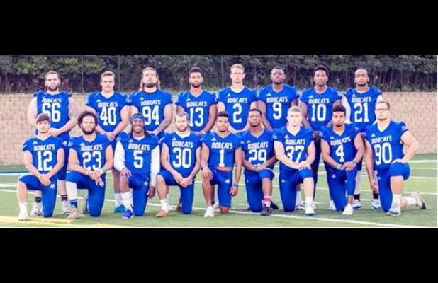 16 Bobcat Football Seniors to Be Recognized Saturday, Nov. 16