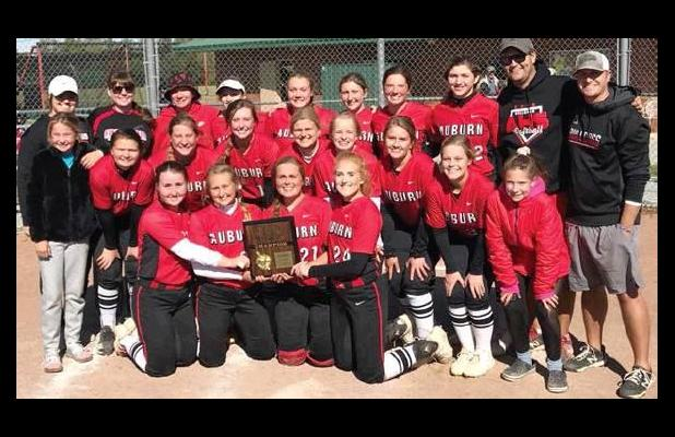 District Champions - Auburn Lady Bulldogs Headed to Hastings for Class C State Softball Tournament