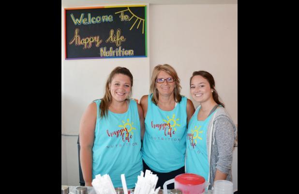 Witt Family Opens Happy Life Nutrition Auburn Location June 15 in 1000 Block of Central Avenue