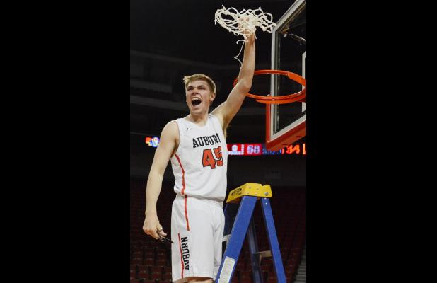 Twice as Nice...the Second Time Around..... Auburn's Bulldogs Repeat as Class C-1 State Champions