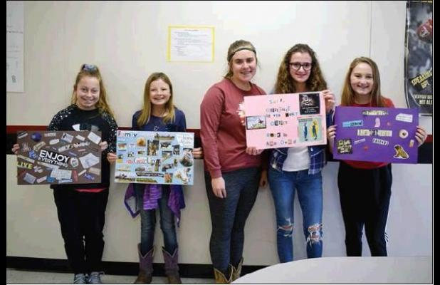 Middle Schoolers Share Visions with Auburn Public Schools Board