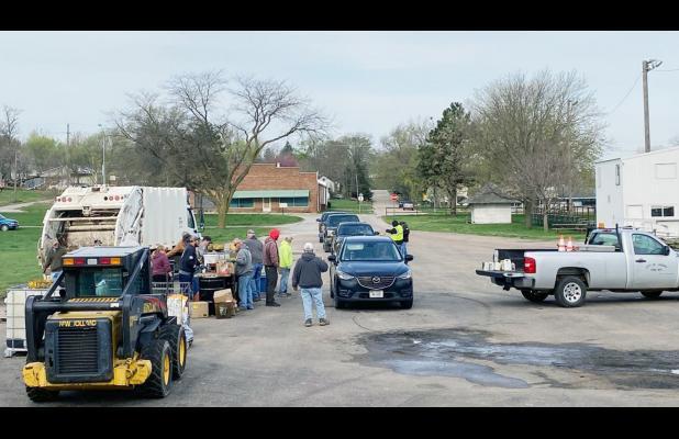Auburn Was Among Sites for Weekend Household Hazardous Waste Disposal