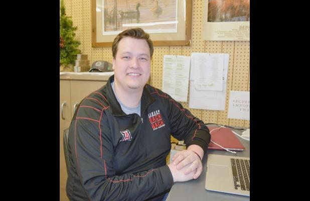 Cooper Weeks Has Joined the Nemaha County Herald Staff