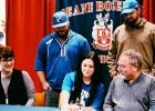 Brianna Harper Signs with Peru State Softball