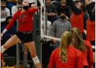 Bulldogs, Eagles Advance to Volleyball Subdistrict Finals