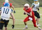 Eagles Crush Nebraska Lutheran 72-14 in Season Opener Aug. 27