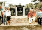 Family of the Late Donald G. Kruger Uses Memorial Monies for Tushla Baseball Field Sign