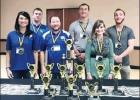 Peru State Wins Six First Place Awards at Regional American Criminal Justice Conference