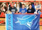 Auburn's Brody Darnell Signs With Iowa Western Community College Reivers Baseball Program