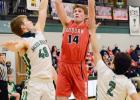 Irish and Pioneers Latest to Fall to Auburn Boys Basketball