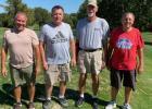 Men's Golf League Championships at Auburn Country Club to Matt Gulizia's, Kirby Behrends' Teams