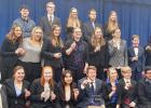 Bulldog Speech Team Captures Logan View Invitational Title