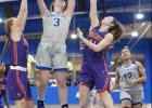 Bobcat Women's Basketball Claims First Conference Win