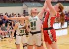 Bulldog Girls Lose at Irish, Win at Nebraska City Pioneers Last Week