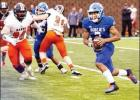 "Baker ""Weathers"" Storm In 41-14 Win Over Bobcats"