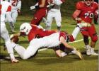 Eagles' Comeback Against Plainview Falls Short in 36-28 Football Playoff Loss